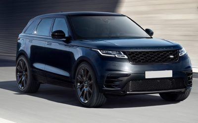 Range Rover Velar R-Dynamic Black Edition From £699 per Month and Overnight Stay
