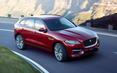 Stratstone Jaguar Mayfair re-opening special offer, Jaguar F-PACE performance SUV available from £489 per month